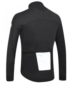 hybrid chaqueta invierno negro