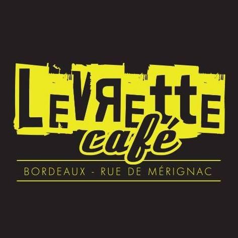logo levrette cafe