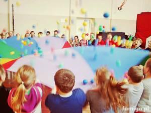 zabawy dla dzieci w szkole i przedszkolu Kraków