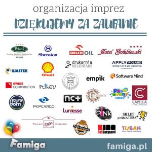 organizacja imprez - Klienci - Famiga