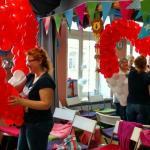 Kurs dekoracji balonowych Katowice Famiga 62