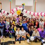 Kur dekoracji balonowych Katowice Famiga