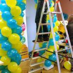 Kurs dekoracji balonowych Katowice Famiga 58