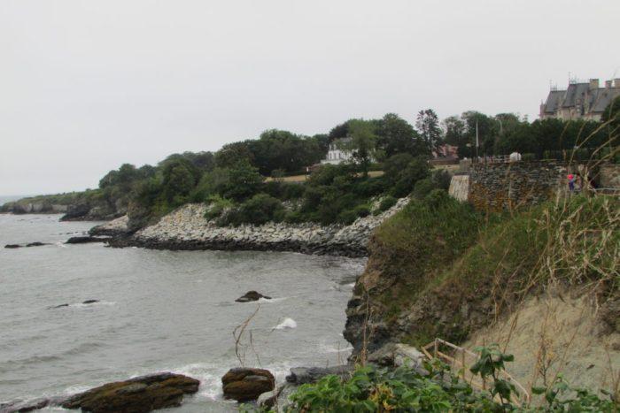 New England viaggio itinerante Rhode Island