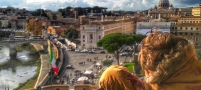 Roma con bimbi: organizzare un week end