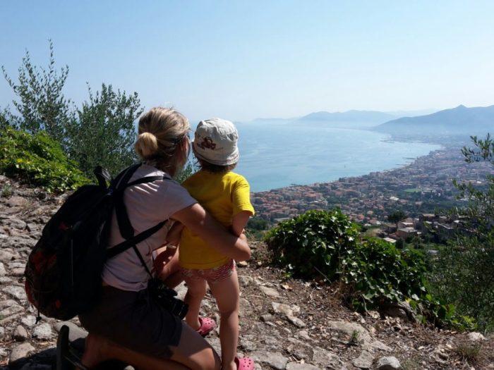 Liguria, viaggio con bambini, Borgio Verezzi