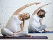 Nebojte sa vtehotenstve cvičiť, pozor však na opatrnosť