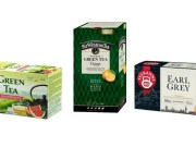 Šťavnaté citrusové plody v zelenom a čiernom čaji TEEKANNE
