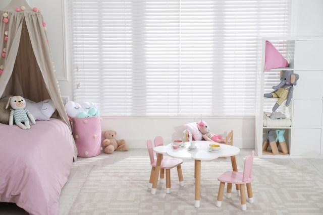 Zariaďte detskú izbu z prírodných materiálov