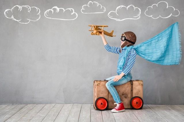 Prečo dieťa nepotrebuje veľa hračiek