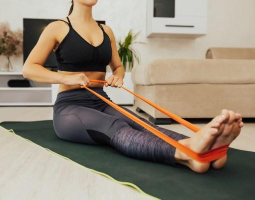Oplatí sa trénovať sgumami na cvičenie?