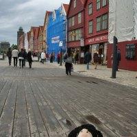 Bryggen in Bergen - UNESCO Weltkulturerbe