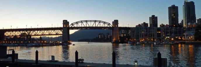 Good Night Vancouver - Good Bye Kanada
