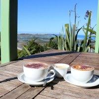 Kaffee mit Ausblick - Das will ich auch zu Hause!