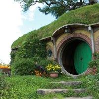 Na, wessen Höhle ist das? Genau, Frodos und Bilbos!