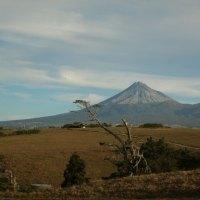 Auch ein bedrohlicher Vulkan kann echt toll aussehen