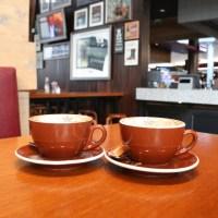 Der letzte Kaffee in Neuseeland ist getrunken...