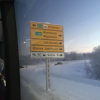 Murmansk scheint nicht weit weg zu sein