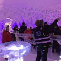 In der Eisbar