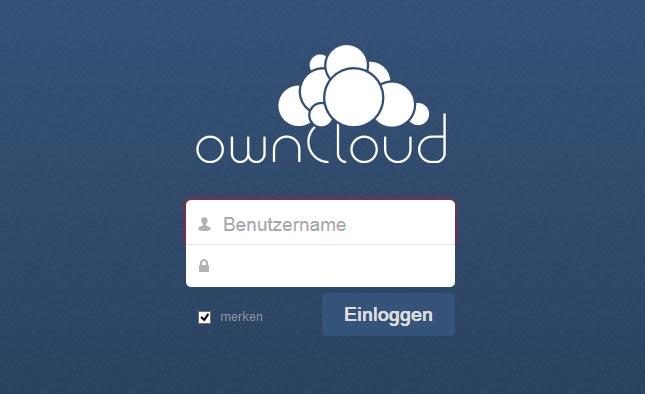 Owncloud 9 Installation Auf Host Europe Webpack 4 M Nur Ein