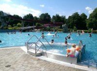 Ausflugsziele in Bayern: Das Freibad ...