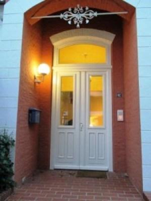 Haustür - zur Ferienwohnung