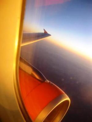 Hinflug - Billigfliegerromantik