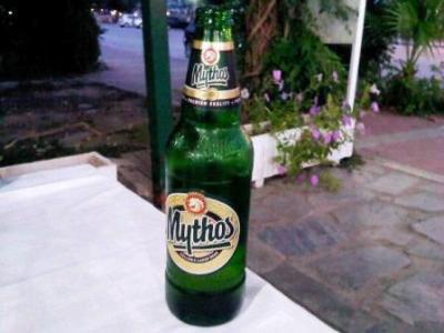 Mythos-Bier - schmeckt nach mehr