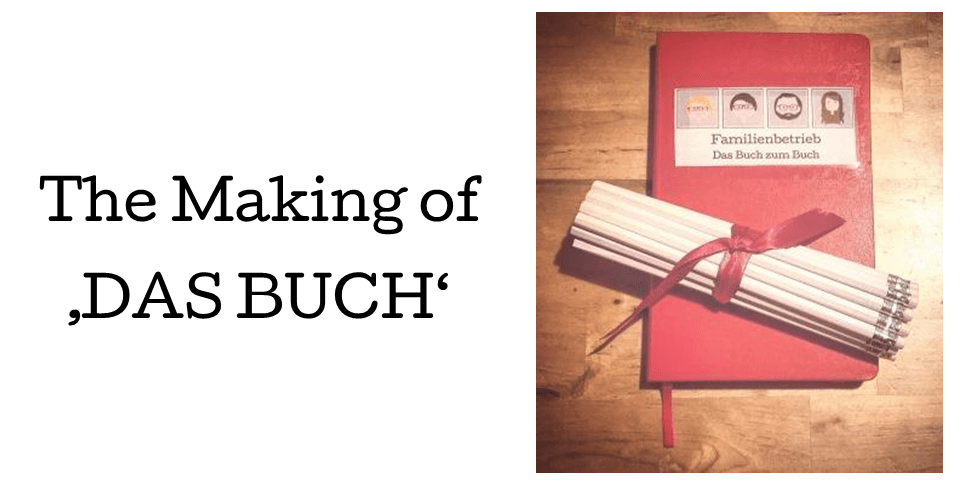 "The Making of ""Das Buch"""