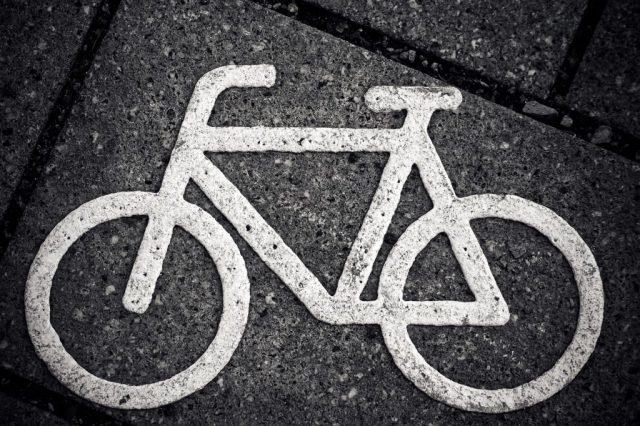 Vorsicht Fahrrad