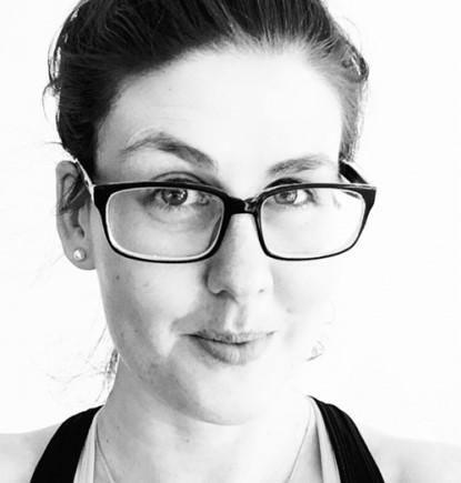 Claudia Haessy. Bloggerin, Twitterin und Auflagenmillionären in spe. (Foto: privat)