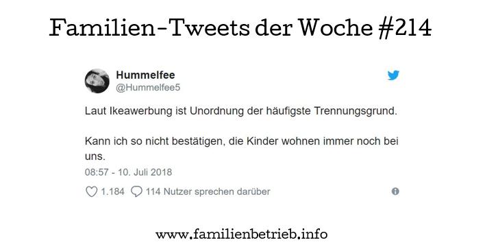 Familien-Tweets der Woche #214