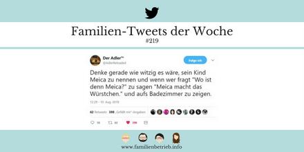Familien-Tweets der Woche #219