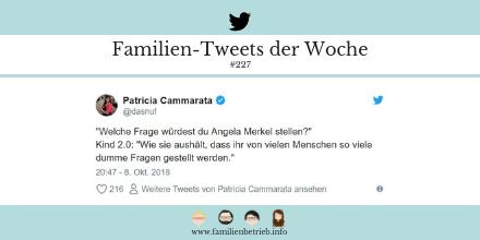 Familien-Tweets der Woche #227