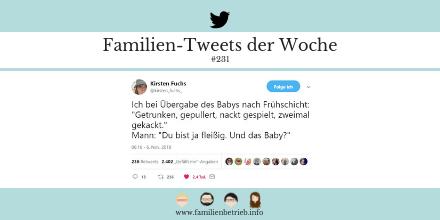 Familien-Tweets der Woche #231