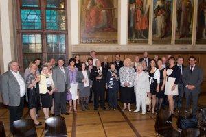 Verleihung des Ehrenpreises für das Lebenswerk an Hans-Dieter Kreis