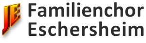 Familienchor Eschersheim Logo schwarz-weiß