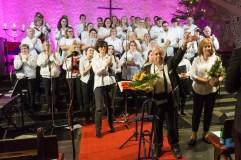 50 Jahre Chorarbeit, danke Dieter!