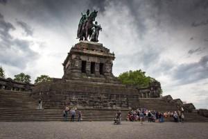 Koblenz, Reiterdenkmahl