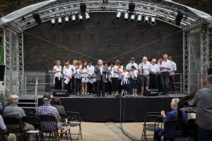 Koblenz, Konzert des JE in der Festung