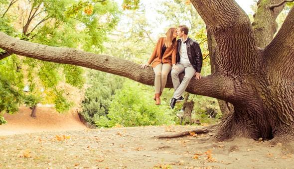 Herbstliche Paarfotos in Wien Familienfotos in Wien