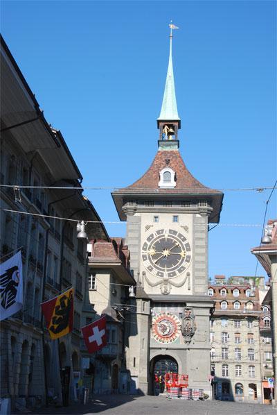 Zeitglockenturm in Bern  Familienlebench