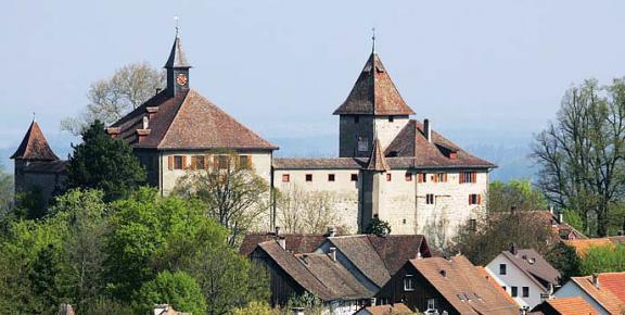 Schloss Kyburg  Familienlebench