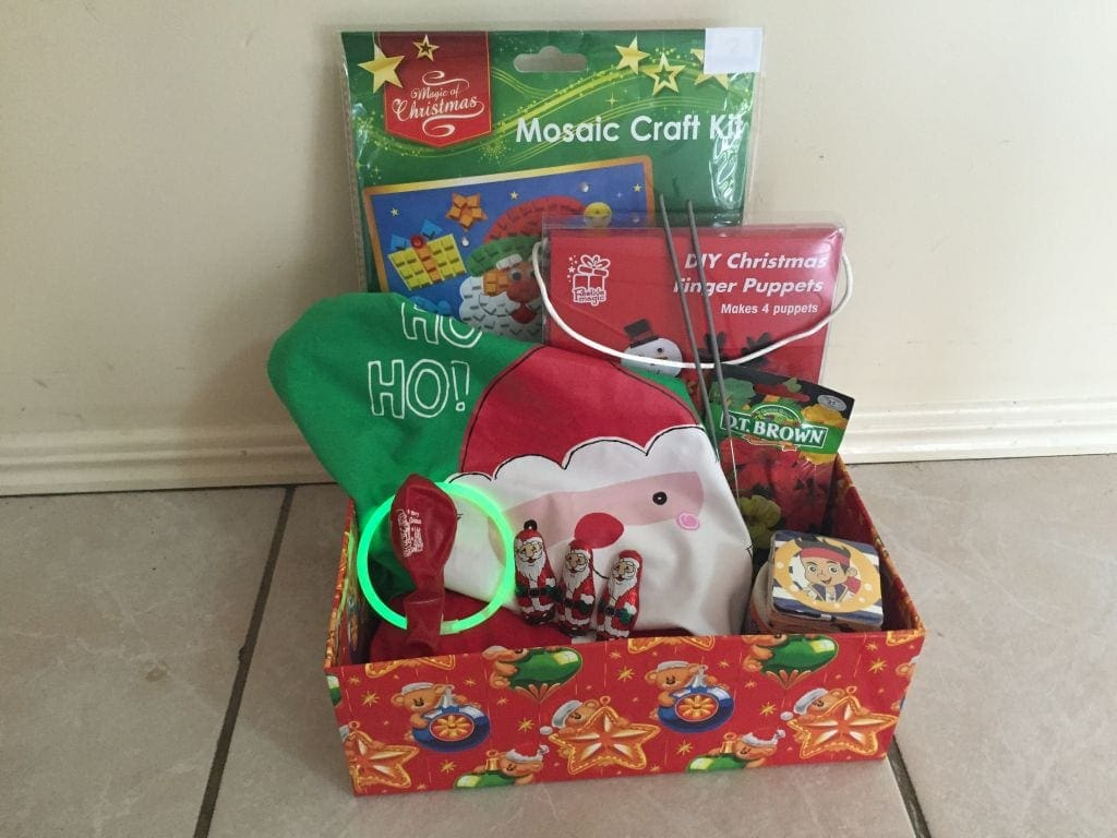 5 christmas eve box