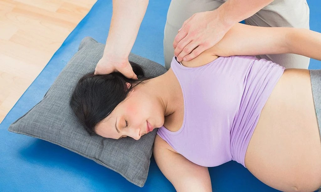 Pregnancy Massage and Day Spa Treats  What Every Mumto