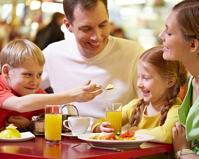 Good Family Dinner Places