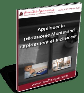 Appliquer la pédagogie Montessori rapidement et facilement