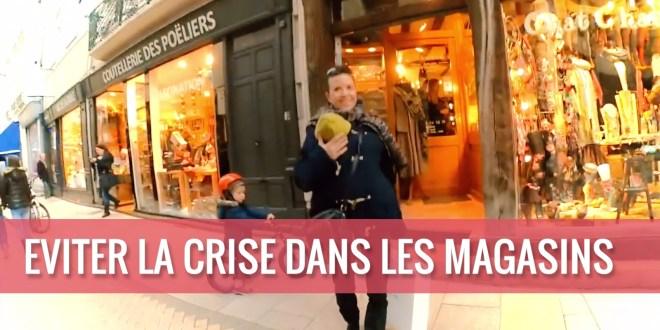 Crise des magasins
