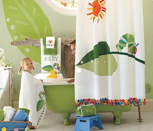 Comment Decorer Une Salle De Bain Pour Vos Enfants