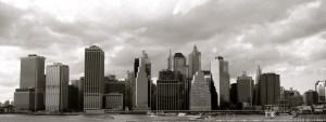 Skyline depuis Brooklyn Heights